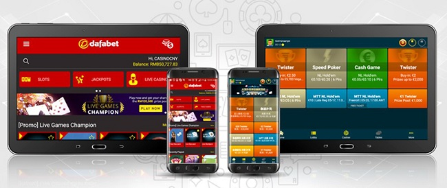 iOS、Androidなどのアプリに対応