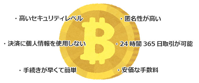 ビットコインを使う安全性