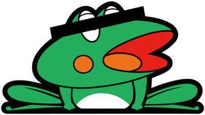 ヤマサのカエル