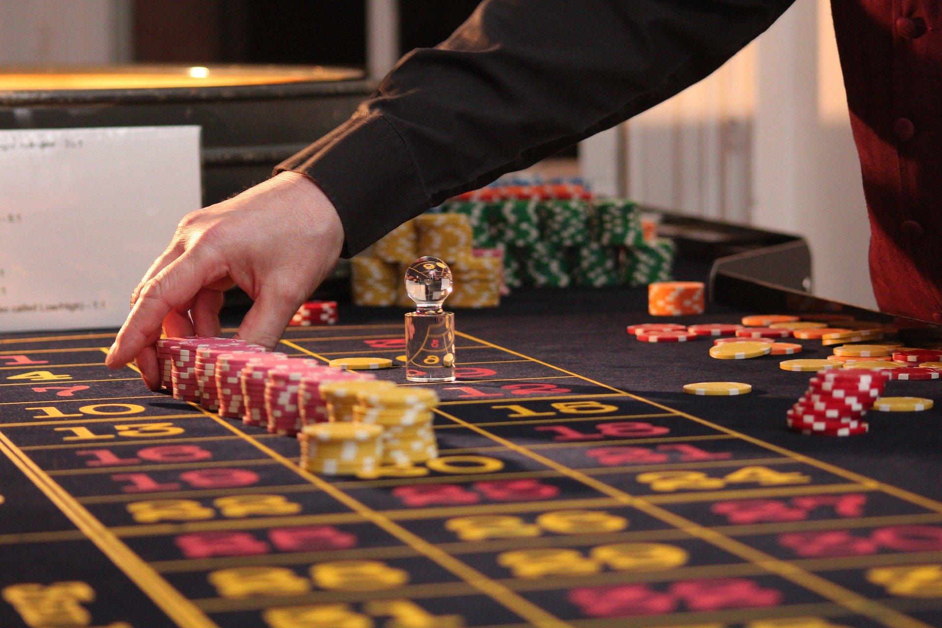 賭け枠を見る