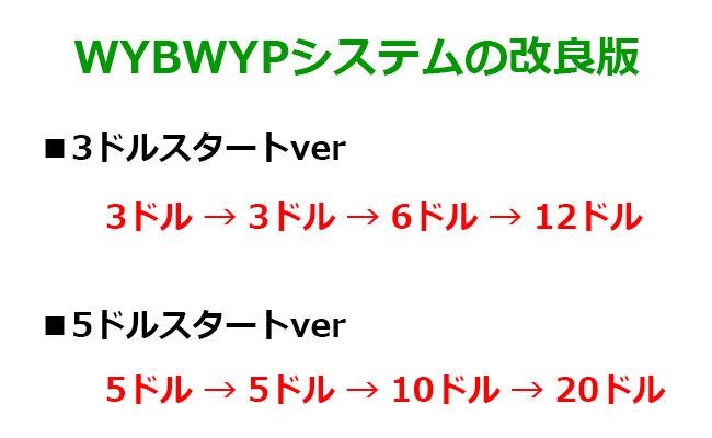 wybwypシステムの改良版