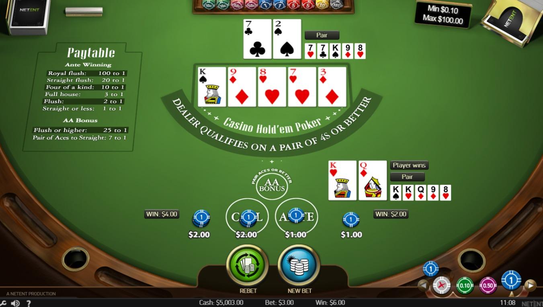 ○STEP3. 追加で2枚のカードが置かれ、ディーラーの手札がオープンされる