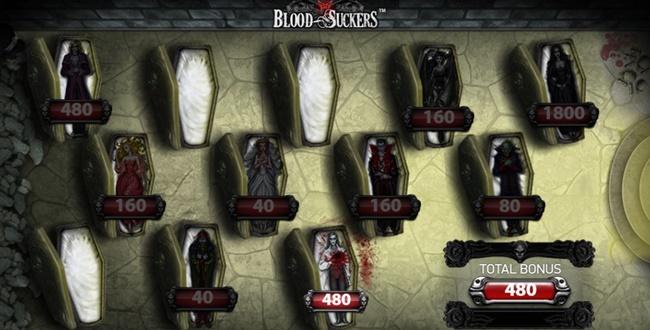 Blood Suckersおすすめ
