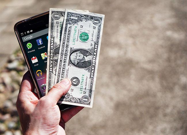 仮想通貨を現金化