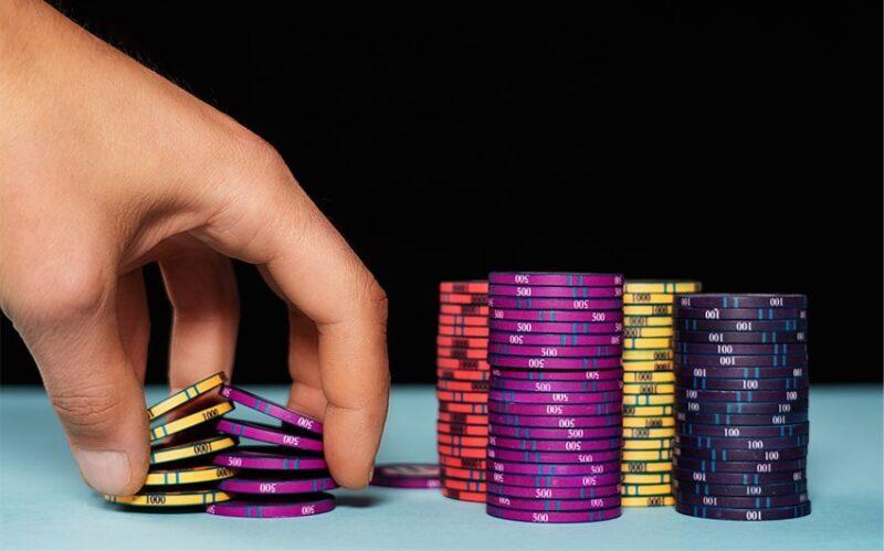 ドルからカジノチップへの交換方法