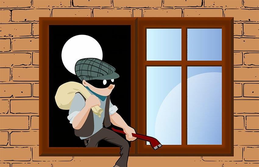 スリや窃盗に気を付けよう