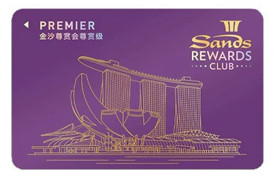Sands Rewards Club