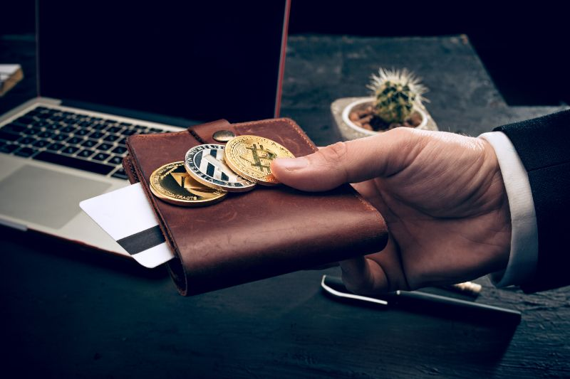 the-golden-bitcoin-in-mail-hands