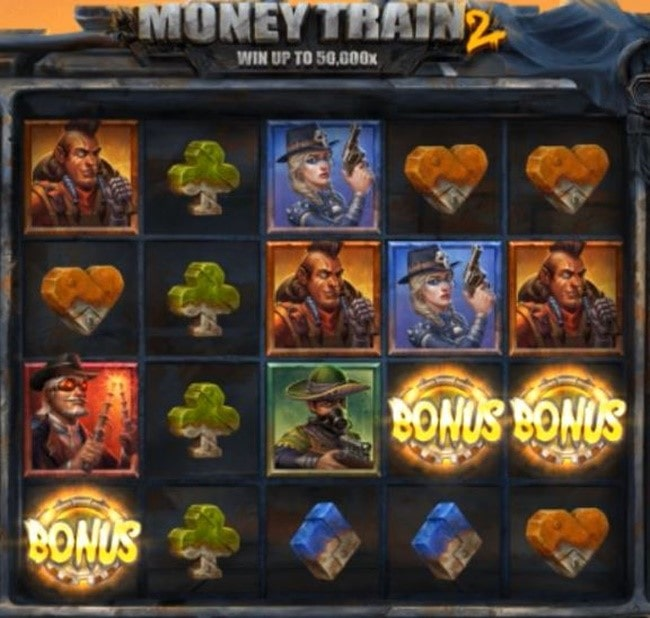 Money Train2