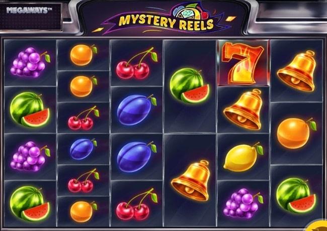 Mystery Reels Mega Ways