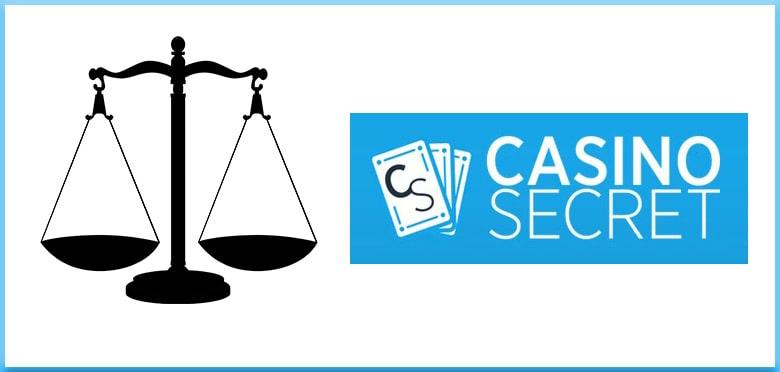 カジノシークレットの違法性