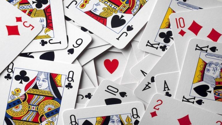 カードに関するブラックジャック用語