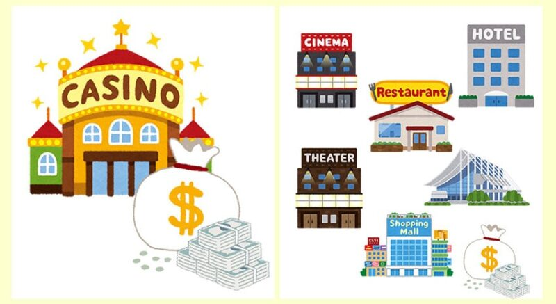 カジノが収益の中心となってしまった