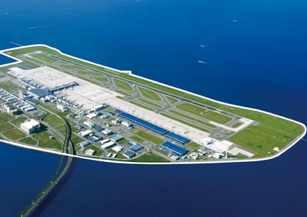 中部国際空港島