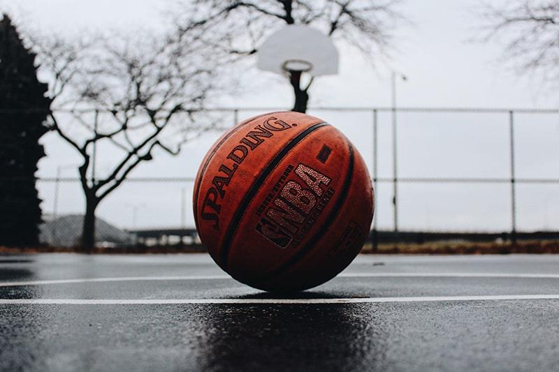 バスケットボールのスポーツベット