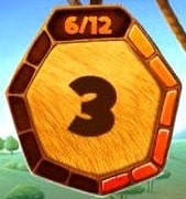 ライオンスピン6ゲーム目