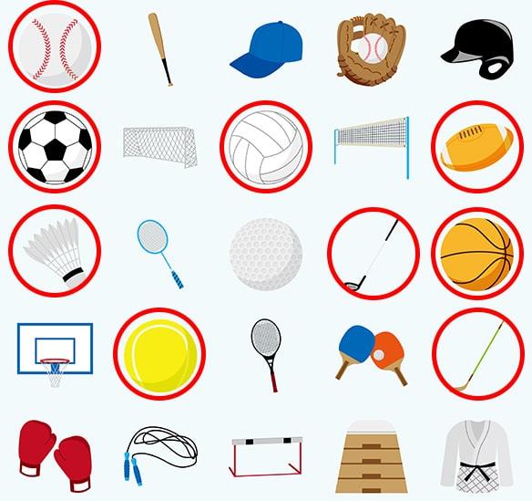 キャッシュアウトができる代表的なスポーツ