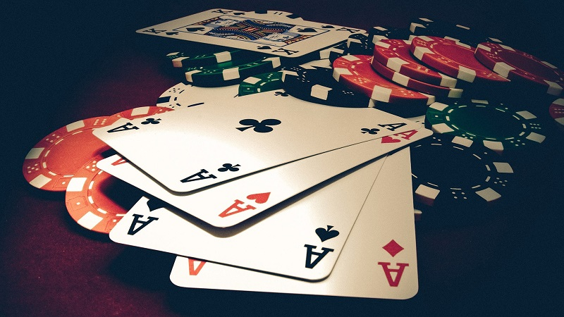 基本のポーカー用語