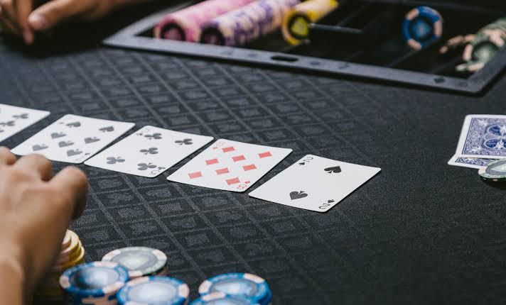 ルールに関するポーカー用語